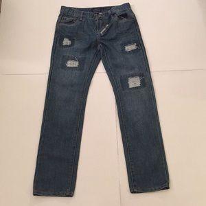 NWT Lucky Brand Billy Straight Leg Jeans
